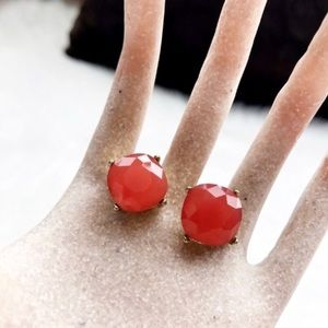 Jewelry - Pink Stud Earrings NWOT 0026